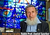 Rabbi Prof. Daniel Sperber: Finding Meaning in Prayer is Explored