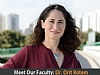 Retail Therapy: Dr. Orit Rotem Examines the Ecology of Urban Success