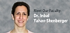 Dr. Inbal Yahav-Shernberger: Crunching the Data to Save Lives