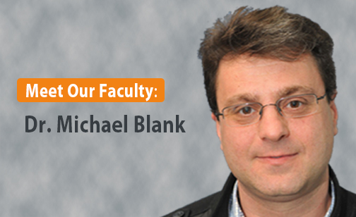 dr michael blank so that all mankind can benefit